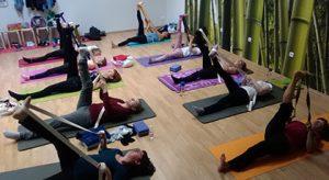 pilates delavnica