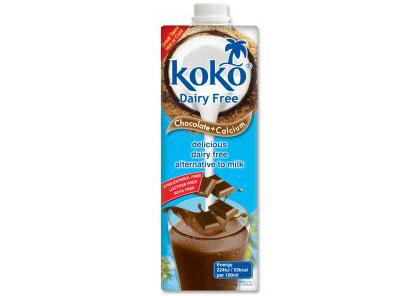 koko čokolada
