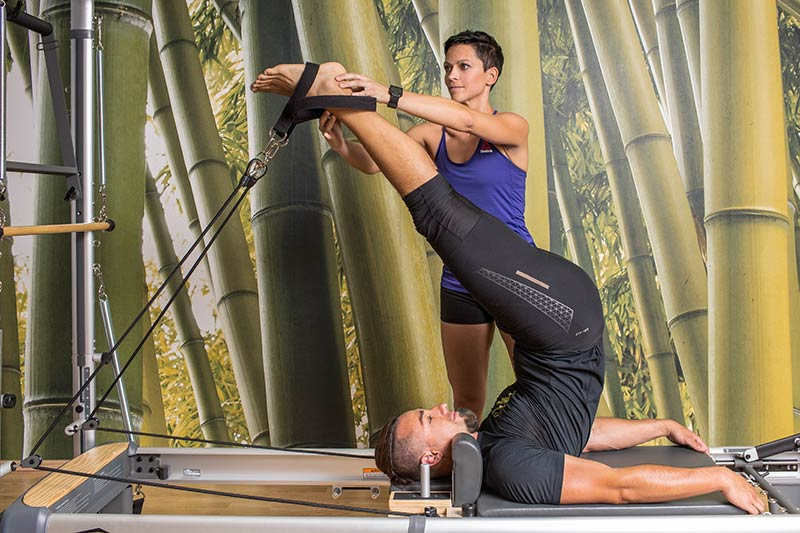 pilates individualna vadba